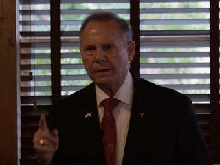 Roy Moore's run for Congress spooks Senate GOP