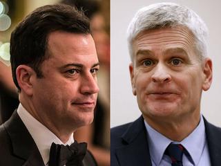 Jimmy Kimmel says Sen. Bill Cassidy lied to him
