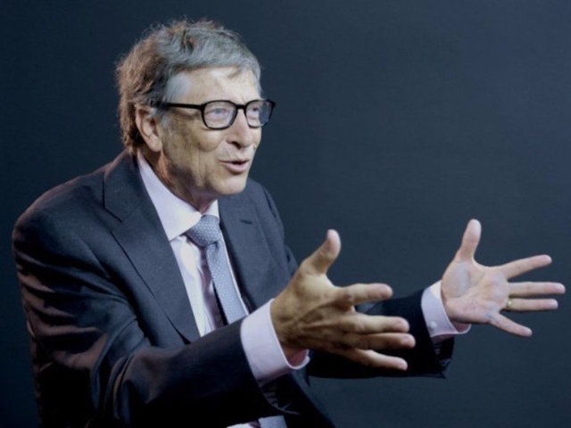 Bill Gates regrets Control-Alt-Delete