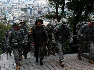 Americans in Korea get fake evacuation alerts