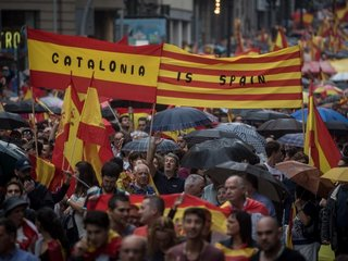 Catalonia to vote on independence Sunday