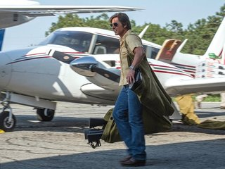 Cruise's 'American Made' is a critical hit