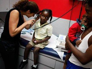 Senate panel OKs children's health bill