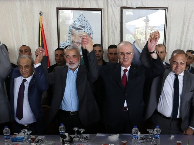 Rival Palestinian factions take closer steps towards reconciliation