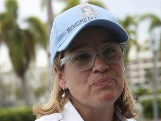 2 views on Trump's visit to Puerto Rico