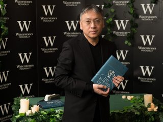 British author wins Nobel Prize in literature