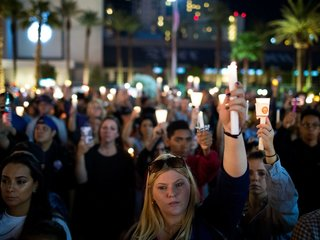 Las Vegas mass shooting: Police seek motive