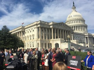 House Republicans pass 2018 budget