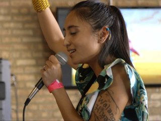 Chicago singer uses music as activism