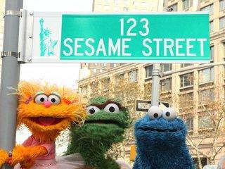'Sesame Street' to help kids cope with trauma