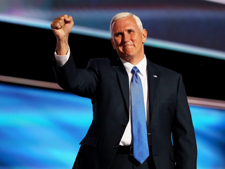 Ticket cost for Pence's Denver speech lowered