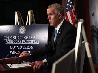 Tillis wants Dreamers to get path to citizenship