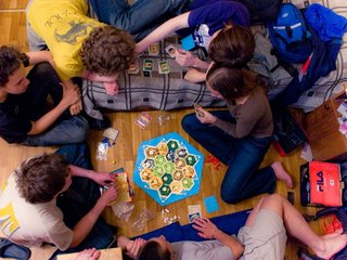 Settlers of Catan could become a feature film