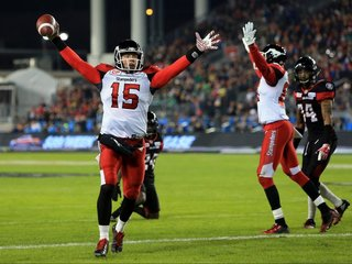 Pro football is just a bit quirkier in Canada