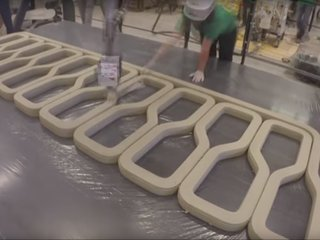Netherlands opens 3-D printed concrete bridge