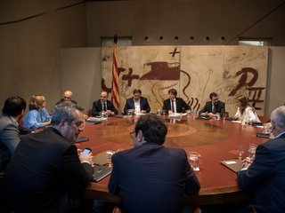 Spain plans to remove Catalan government