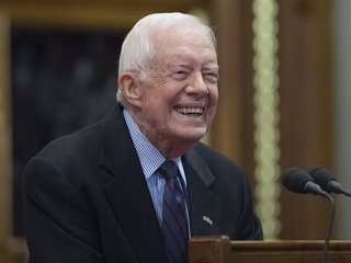 Jimmy Carter wants to help with North Korea