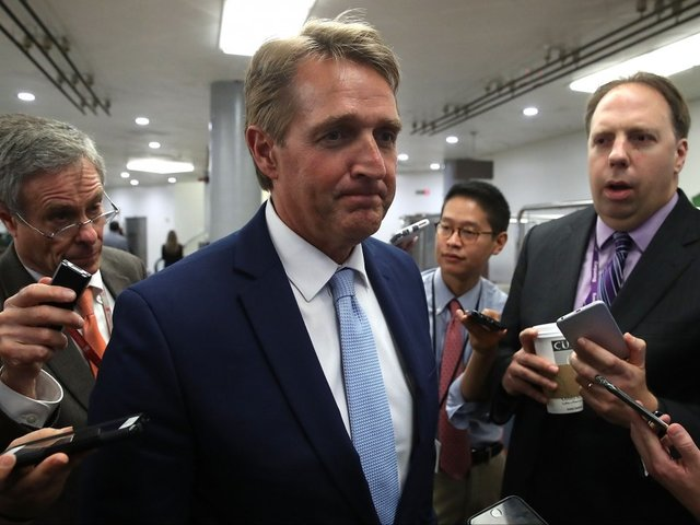 Local leaders react to Sen. Flake announcement