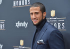 Kaepernick named GQ's 'Citizen of the Year'