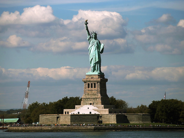 Statue Of Liberty Arrived In U S Today In 1885 Denver7