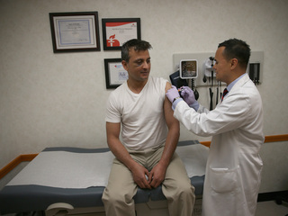 CDC: Fewer flu cases than usual this year