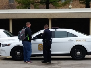 Breaking: Gunman on campus at IUPUI