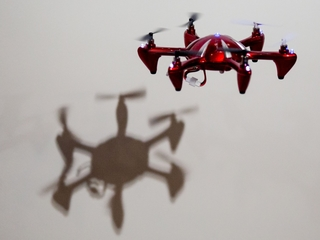 You should register your new drone