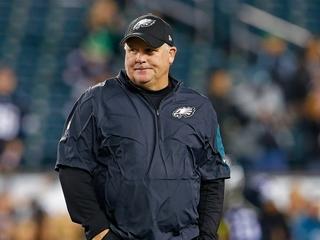 Eagles fire head coach Chip Kelly