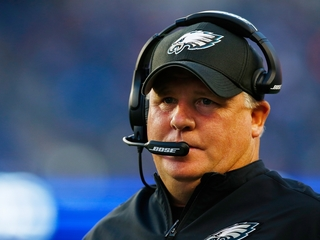 Chip Kelly won't coach college football