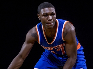 New York Knicks' Cleanthony Early robbed, shot