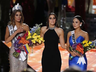 Miss Colombia speaks after Miss Universe mix-up