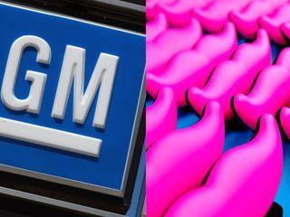 GM, Lyft to develop self-driving cars
