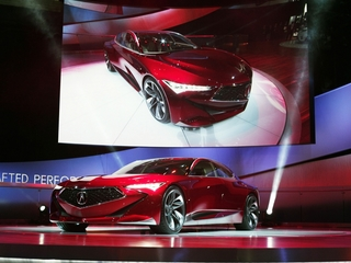 Our favorite new cars from the Detroit Auto Show