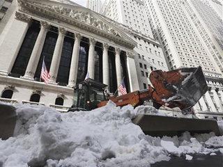 Stocks slip after last week's rally