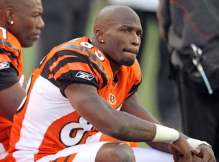 Chad Johnson's gross secret to staying healthy