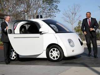 Feds willing to call autonomous car a driver
