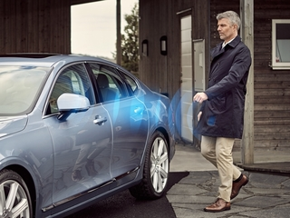 Volvo to offer app in place of car keys