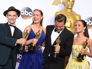 Here are winners from the 88th Academy Awards