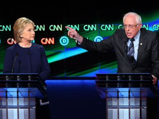 Clinton, Sanders talk about 'racial blind spots'