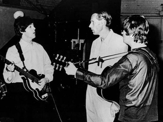 'The fifth Beatle' George Martin is dead at 90