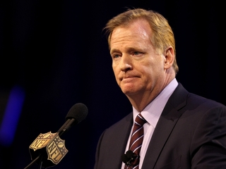 Roger Goodell could lose disciplinary powers