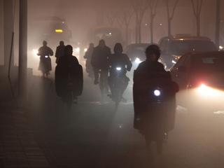 WHO says 'unhealthy environments' kill 1 in 4