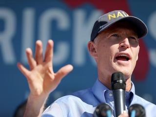 Florida gov. calls for FBI director to resign