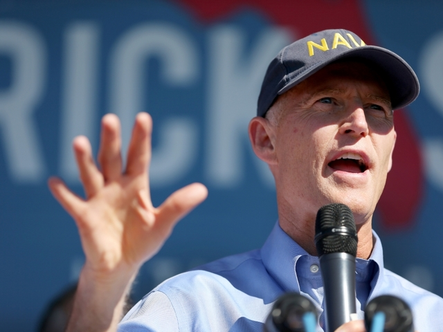 In wake of shooting, Florida governor calls on Federal Bureau of Investigation director to resign