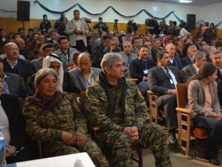 Syria's Kurds want to partition themselves
