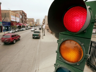 Could self-driving cars get rid of stoplights?