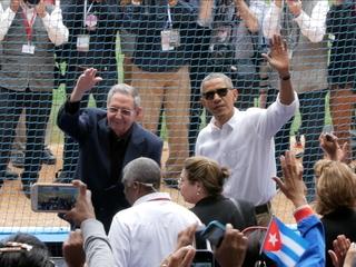 Obama's careful rhetoric around Cuba