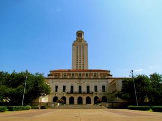 Body found at University of Texas at Austin