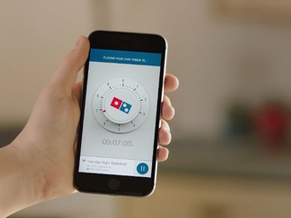 Domino's unleashes 'zero-click' pizza ordering