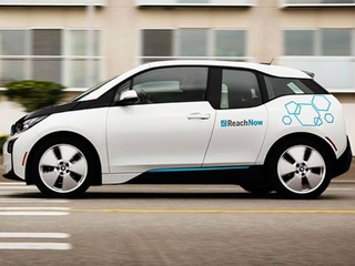 BMW's new service is for people without cars